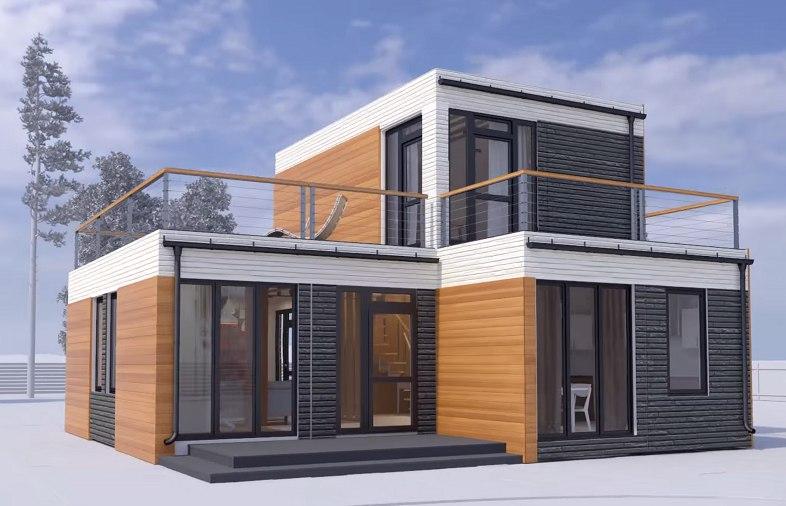 Китайская технология строительства домов