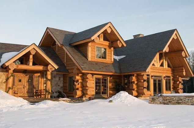 Американские деревянные дома